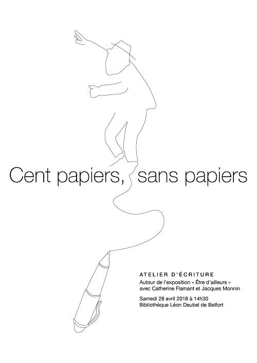 Cent papiers, sans papiers (Mois de la Photo 2018) |