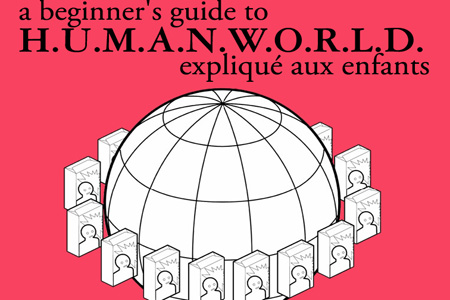 H.U.M.A.N.W.O.R.L.D. expliqué aux enfants, par Guillaume Paris (Semaine du numérique)  