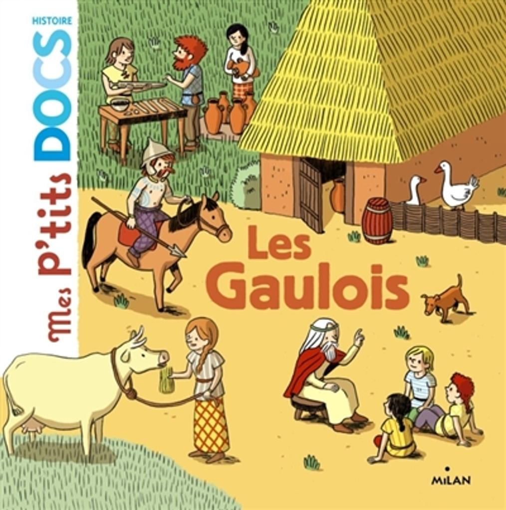 Les Gaulois / Stéphanie Ledu  