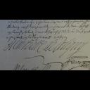 Contrat d'indemnité accordée au maréchal d'Albret   La Suze, Henriette de Coligny (1623-1673 ; comtesse de). Auteur