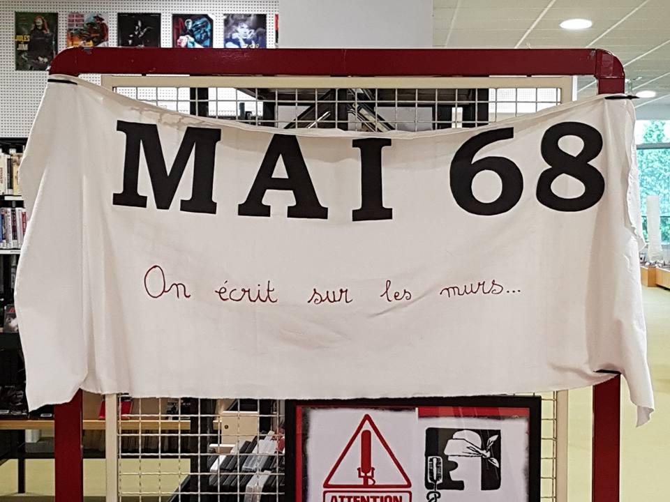 Mai 68, on écrit sur les murs ! |